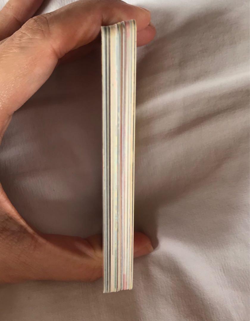 美少女戰士 小卡 白卡 sailor moon cards mercury 水野亞美