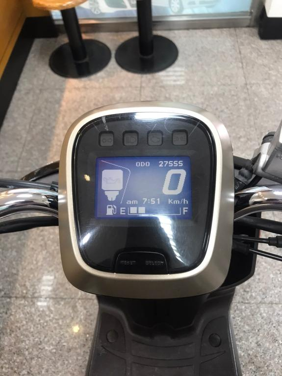 桃園長榮當舖【機車 流當精品】山葉-Cuxi 100 2011 流當機車