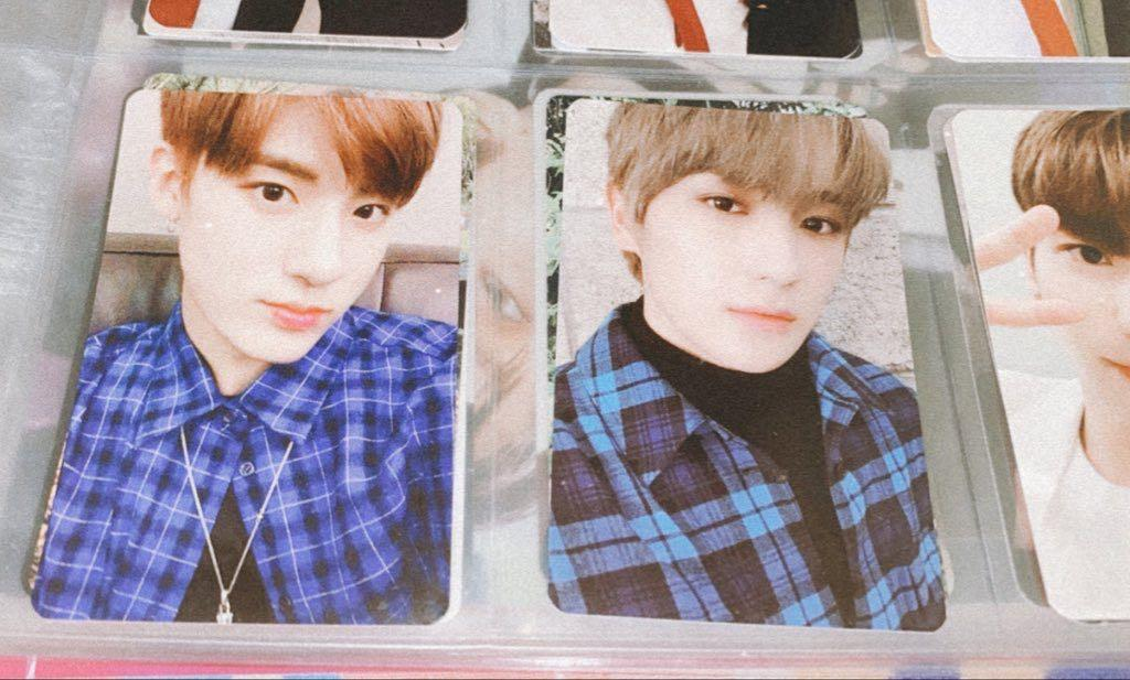 ✨ WTS THE BOYZ HYUNJAE THE ONLY ERIC THE SPHERE PHOTOCARDS