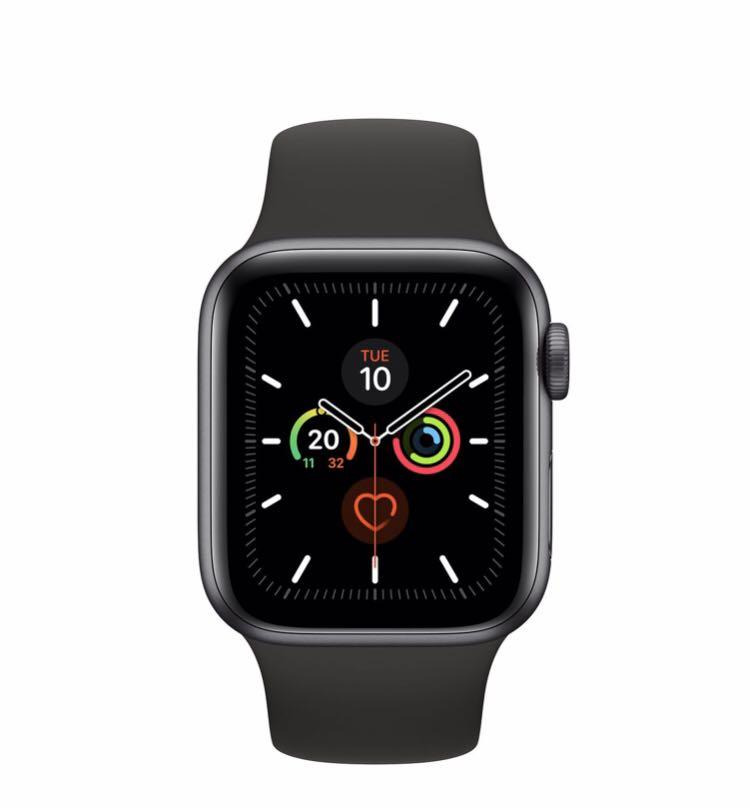 Apple  Watch Space Grey Aluminium Case with Sport Band**RTP $749**Apple Watch Series 5**Fast deal with discount