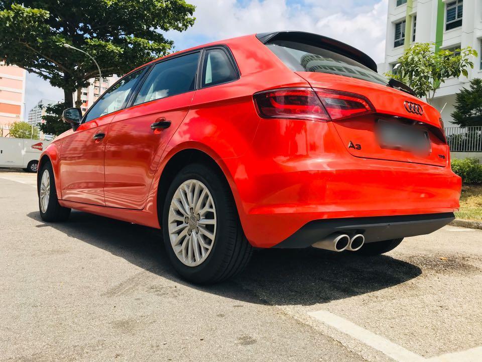 Audi A3 Sportback 1.4 TFSI S tronic 5-Dr Ambition Auto