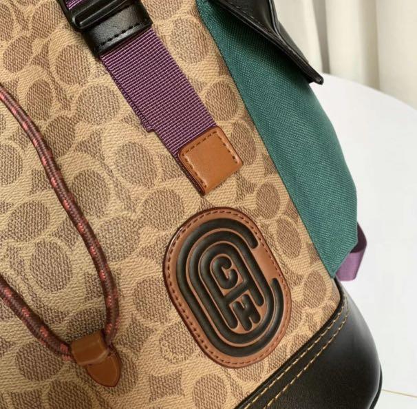 Authentic coach Men Irvington backpack traveller bag men laptop bag 69291
