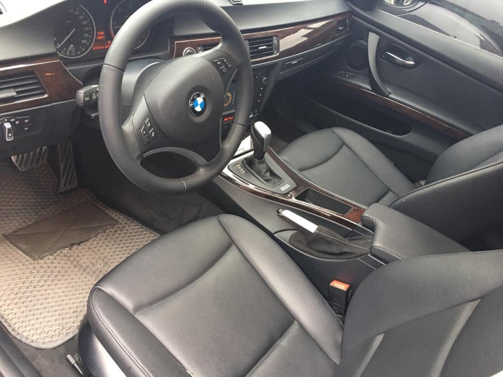 BMW 2011年 318D 跑14萬