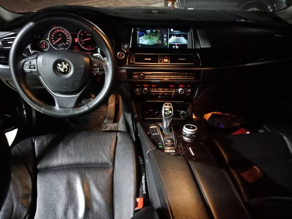 BMW 2011年 523i 黑 跑15.8萬