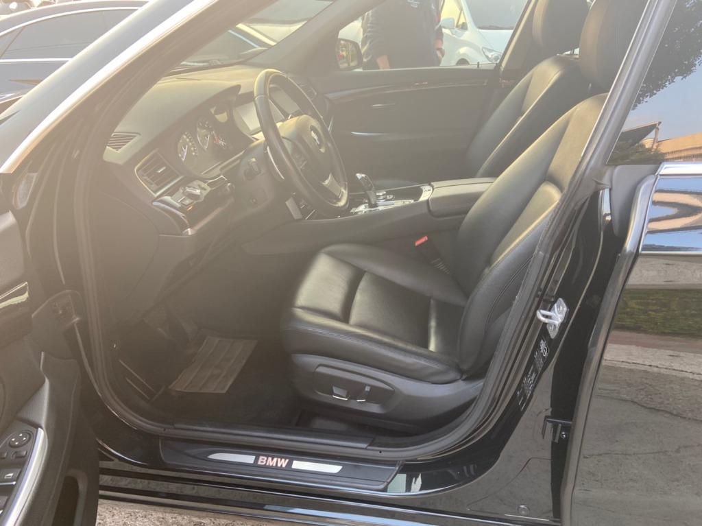BMW 2013年 520d gt 黑 跑8萬