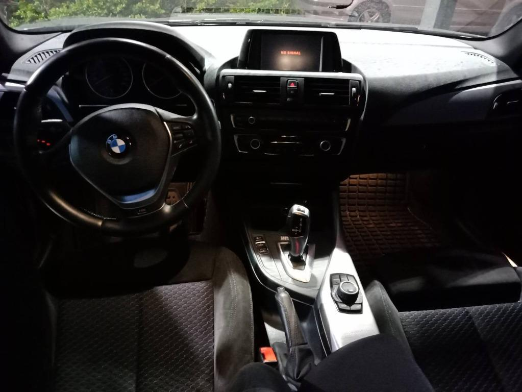 BMW 2014年 118i M-sport 黑 跑4.9萬