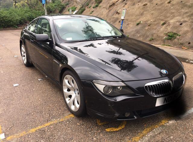 BMW 645Ci Coupe (A)