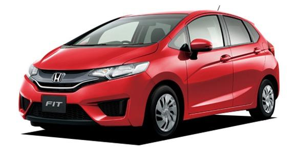 Brand new Honda Fit cheapest in the whole Singapore