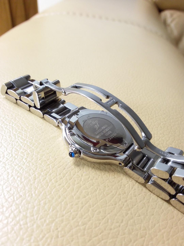 Cartier Must de Cartier 1340 Steel Quartz Ladies                                                   Rolex Tudor Cartier Omega Iwc AP Chopard Tag Heuer
