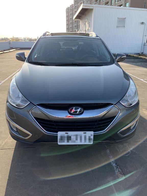 FB搜尋:唐老大.二手車庫 Hyundai ix35 2011款 手自排 2.4L