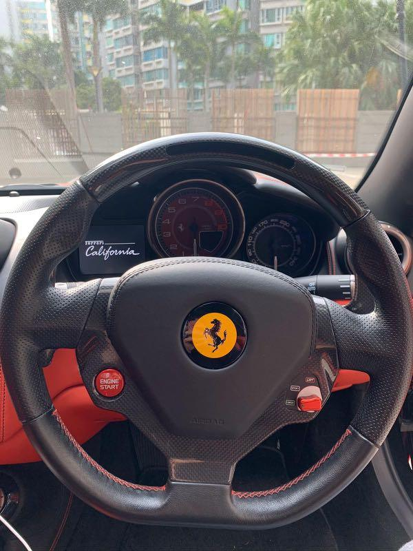 Ferrari California (A)