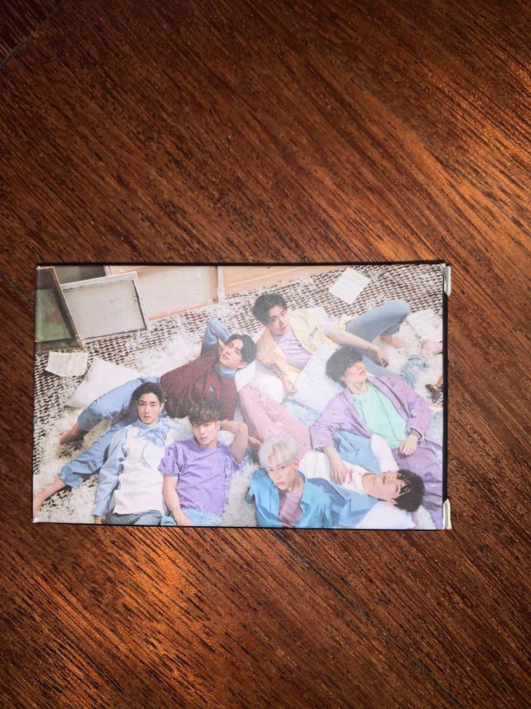 GOT7, TFBOYS & CAI XU KUN, CHEN LI NONG, NINEPERCENT lomo cards