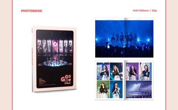[GROUP ORDER] 2019 GFRIEND ASIA TOUR [ GO GO GFRIEND! ] in SEOUL BLU-RAY