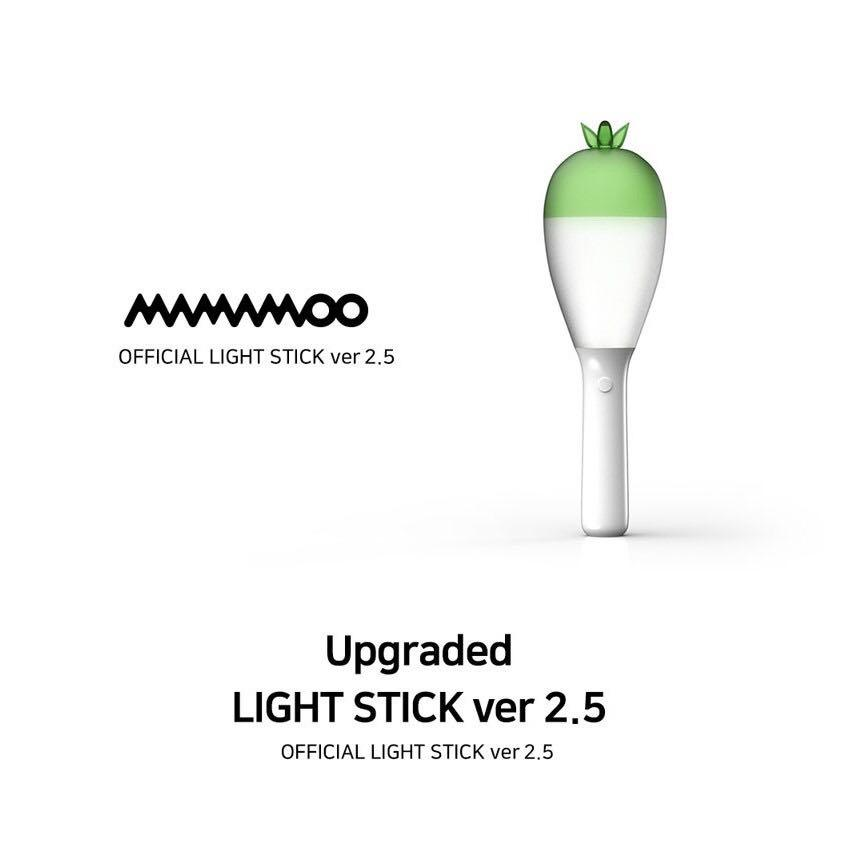 [GROUP ORDER] MAMAMOO OFFICIAL FAN LIGHT STICK VER 2.5