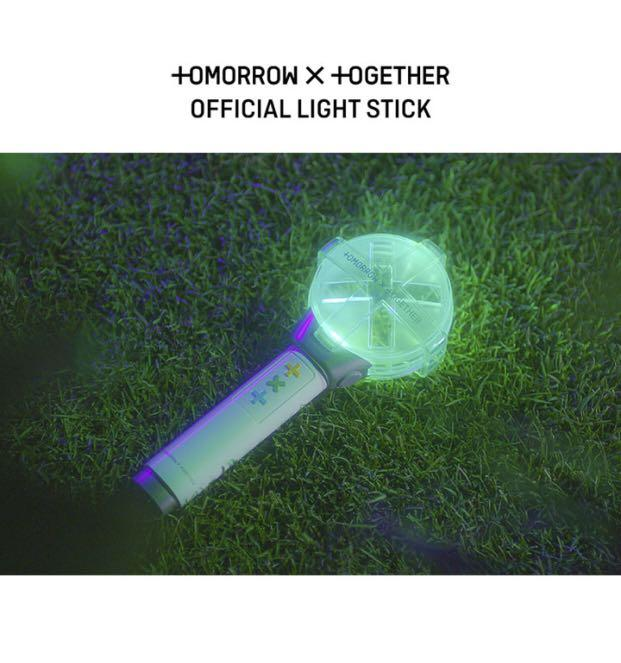 [GROUP ORDER] TOMORROW X TOGETHER OFFICIAL LIGHTSTICK