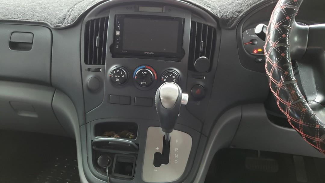 Hyundai H1 H1 Euro 5 Auto