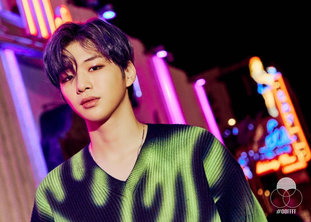 Kang Daniel - Mini Album Vol.1 [CYAN] (PRE-ORDER-SEALED)