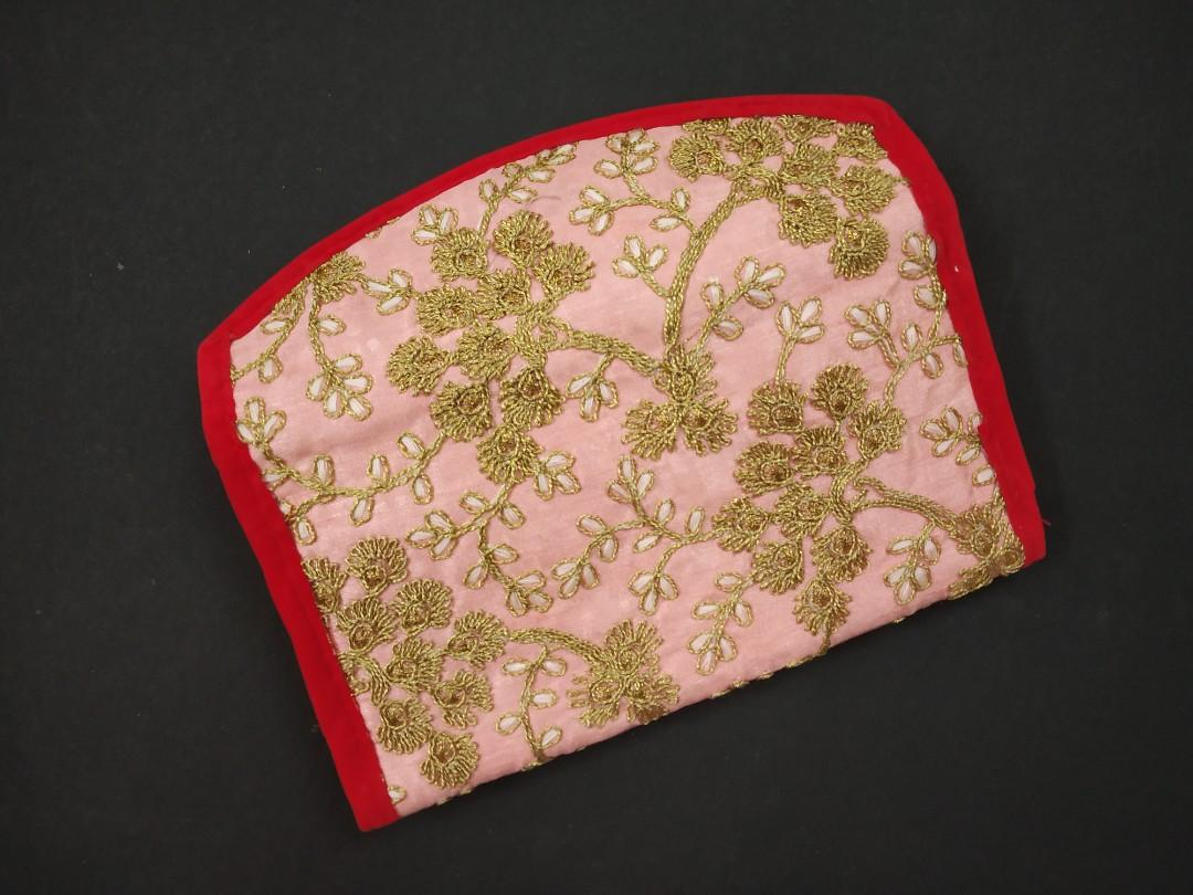 Lot of 100 indian embroidered women's clutch purse wedding favor return gifts free delivery gift for guests bridesmaid gift bridal shower gift