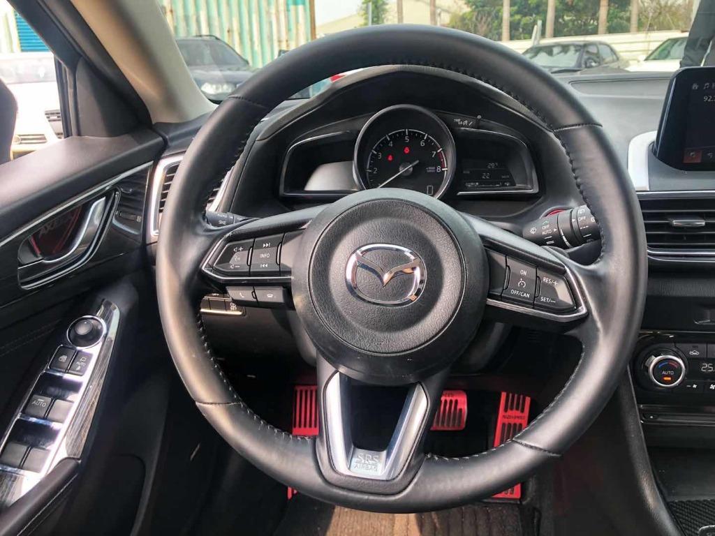Mazda2017年 魂動馬3 跑6萬