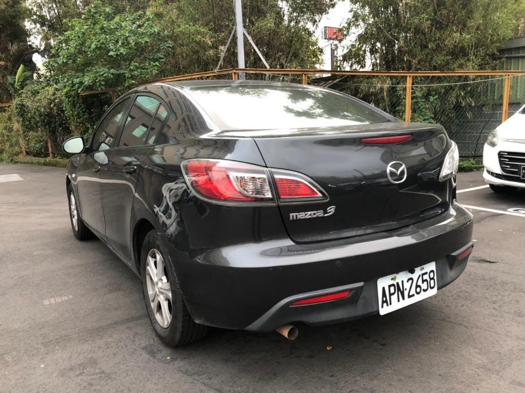 Mazda 2010 馬三 灰 1.6頂 跑16萬 入庫