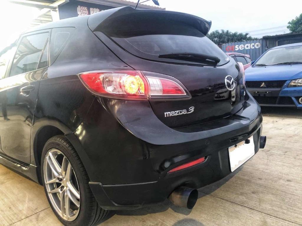 Mazda 2011年 馬3 2.0 頂配