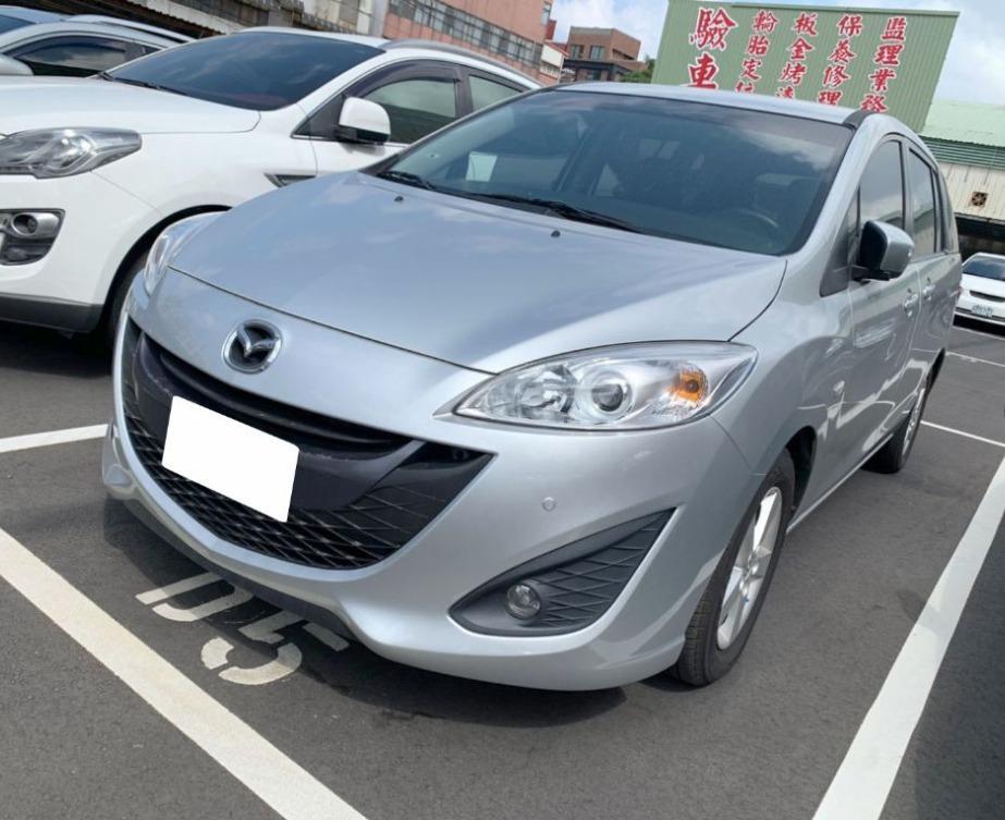 Mazda 2011年 馬5(銀)