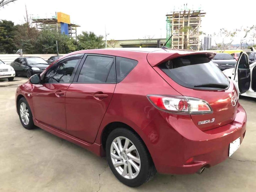 Mazda 2012 馬三 1.6 紅
