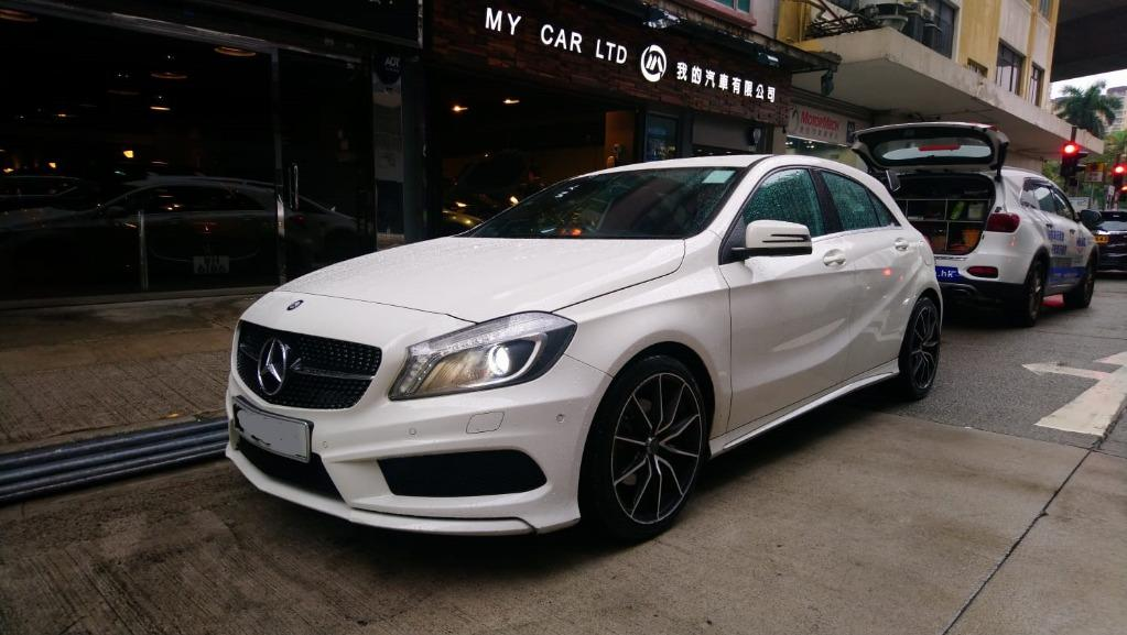 Mercedes-Benz A200 (A)