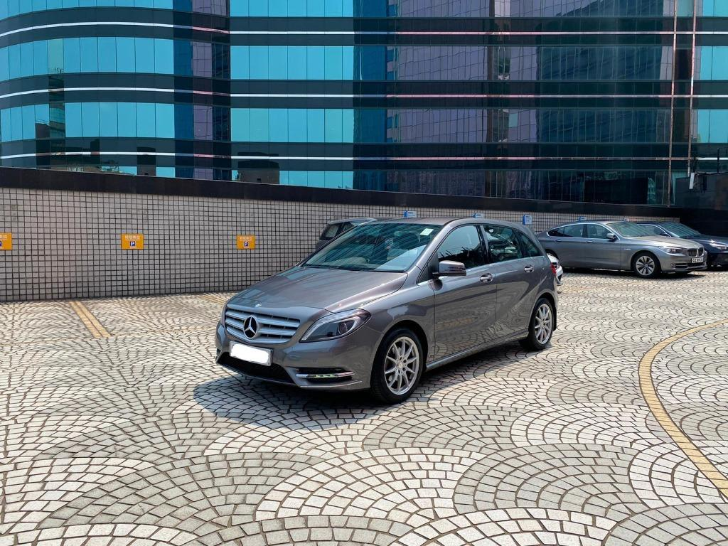 Mercedes-Benz B200 BlueEfficiency (A)