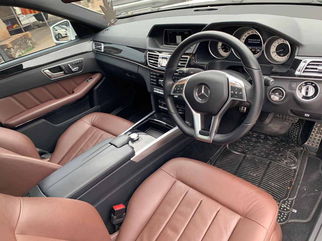Mercedes-Benz E250 AMG Avantgarde Auto