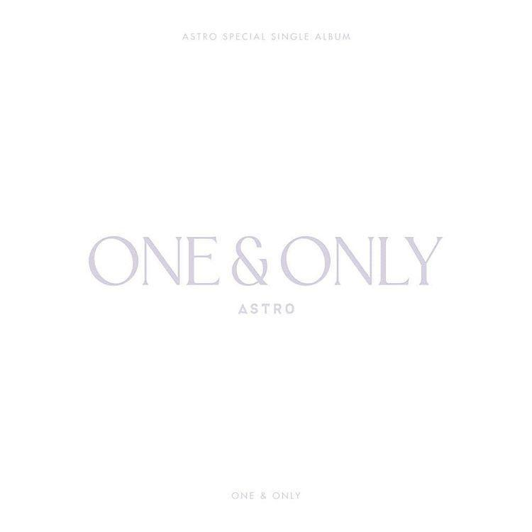 [PREORDER] ASTRO Special Single Album - ONE n ONLY