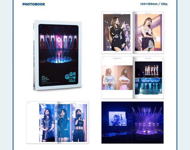 [Preorder] Go Go Gfriend in Seoul DVD (Loose Item)