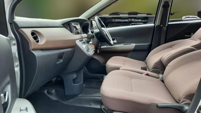Toyota Calya G AT 2016 Silver #Dp 10,9 Jt# No Pol Ganjil#Mobil Bekas Bergaransi#