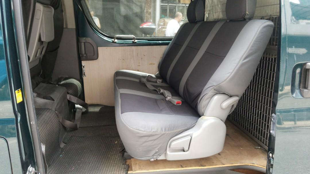 Toyota Hiace hiace Manual