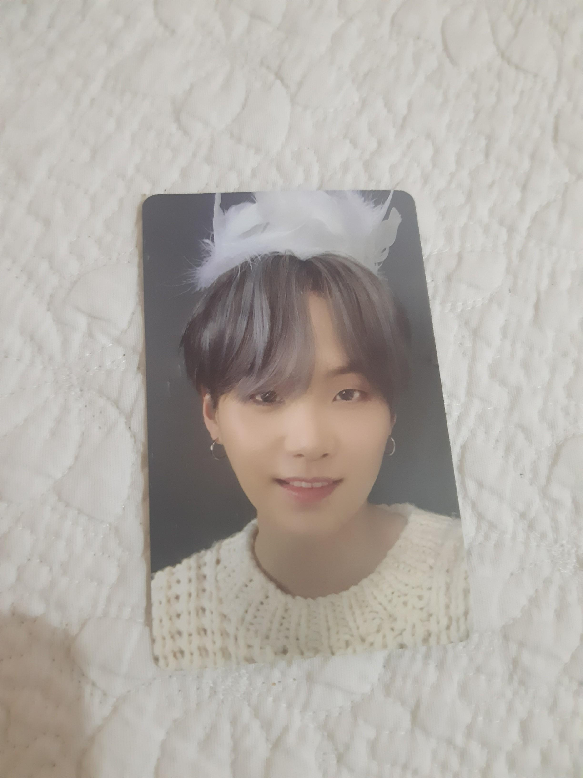 [WTT/WTS] Suga Version 1 to Taehyung Ver 1/3/4 Map of The Soul 7