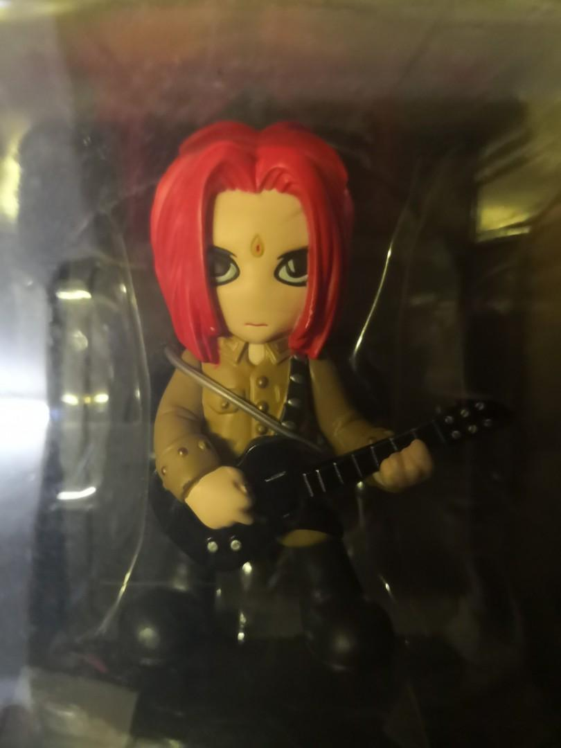 X Japan Hide MG toy 喇叭 玩具