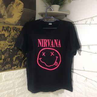 Kaos Band Nirvana