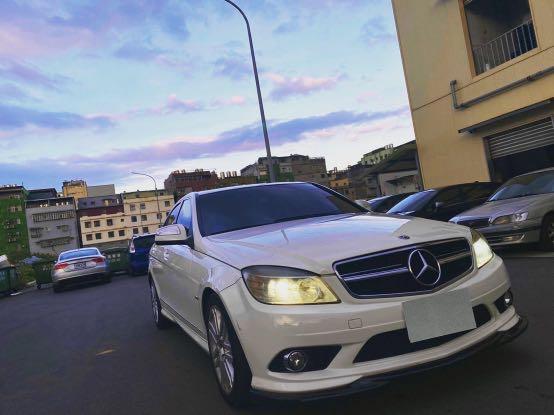 09 C300 白色