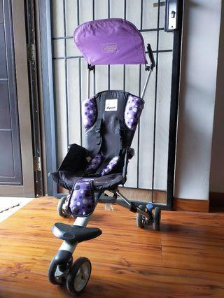 Stroller Isport Bayi