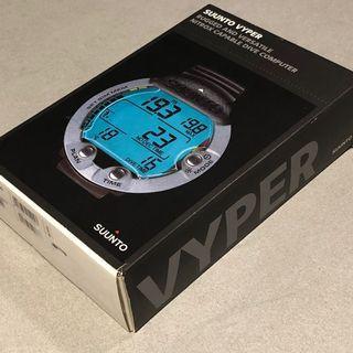 全新 Suunto 潛水手錶 Vyper Silver Dive Computer