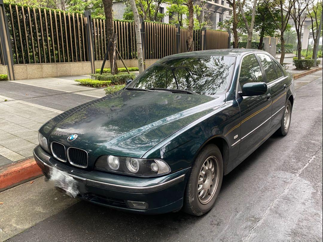 1997 BMW E39 520