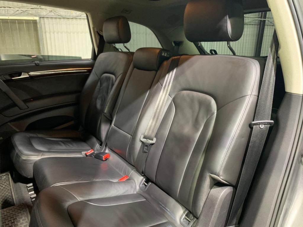 2012年出廠 新款Audi Q7 3.0TFSI Quattro 正七人座