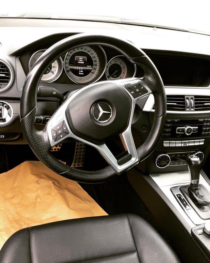 2012 Benz C250