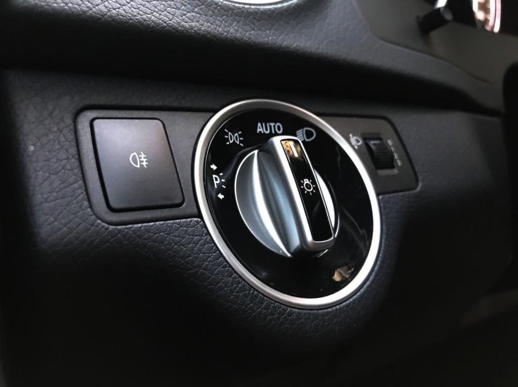 2012  M-BENZ C180換裝 小改款 1.6L 渦輪 #LED光柱尾燈 #小改款日型燈 #電動椅 #只跑6萬 #有認證書