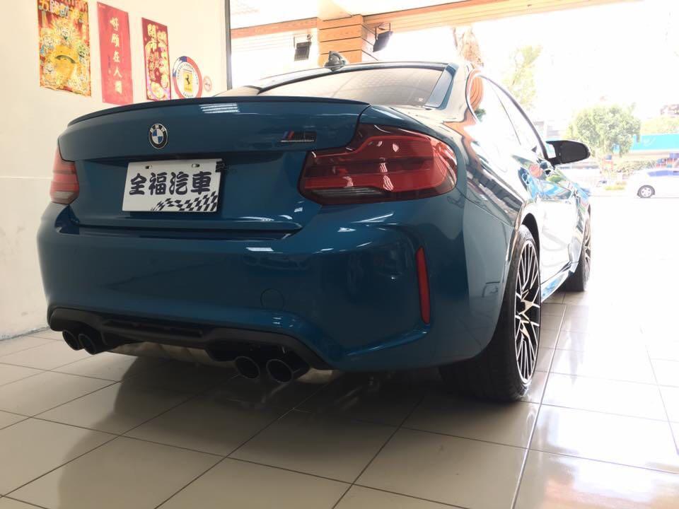 2019 BMW M2 competition總代理