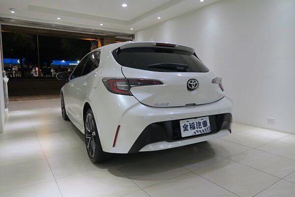 2019年 Toyota Auris 一手車  旗艦版+雙精裝版 保固中