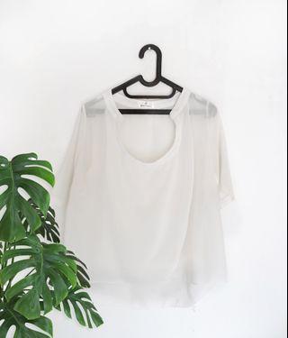 Balioke White Shirt