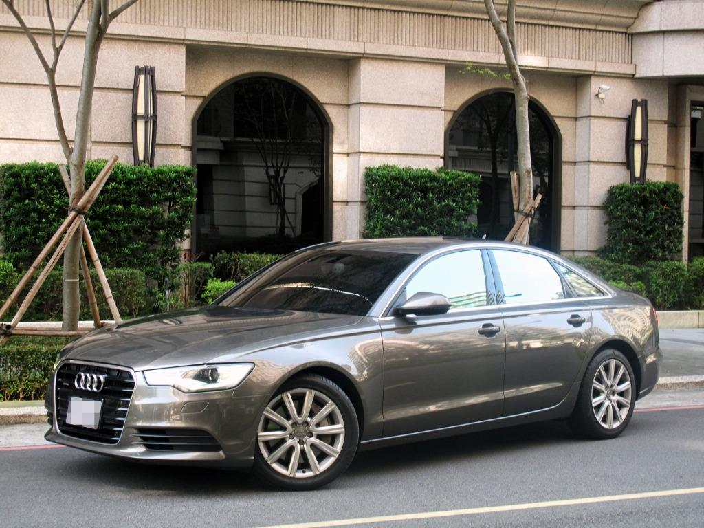 找錢神車 2012樣式 奧迪 A6 3.0T QUATTRO 大改款 300匹馬力 智慧型恆時四傳