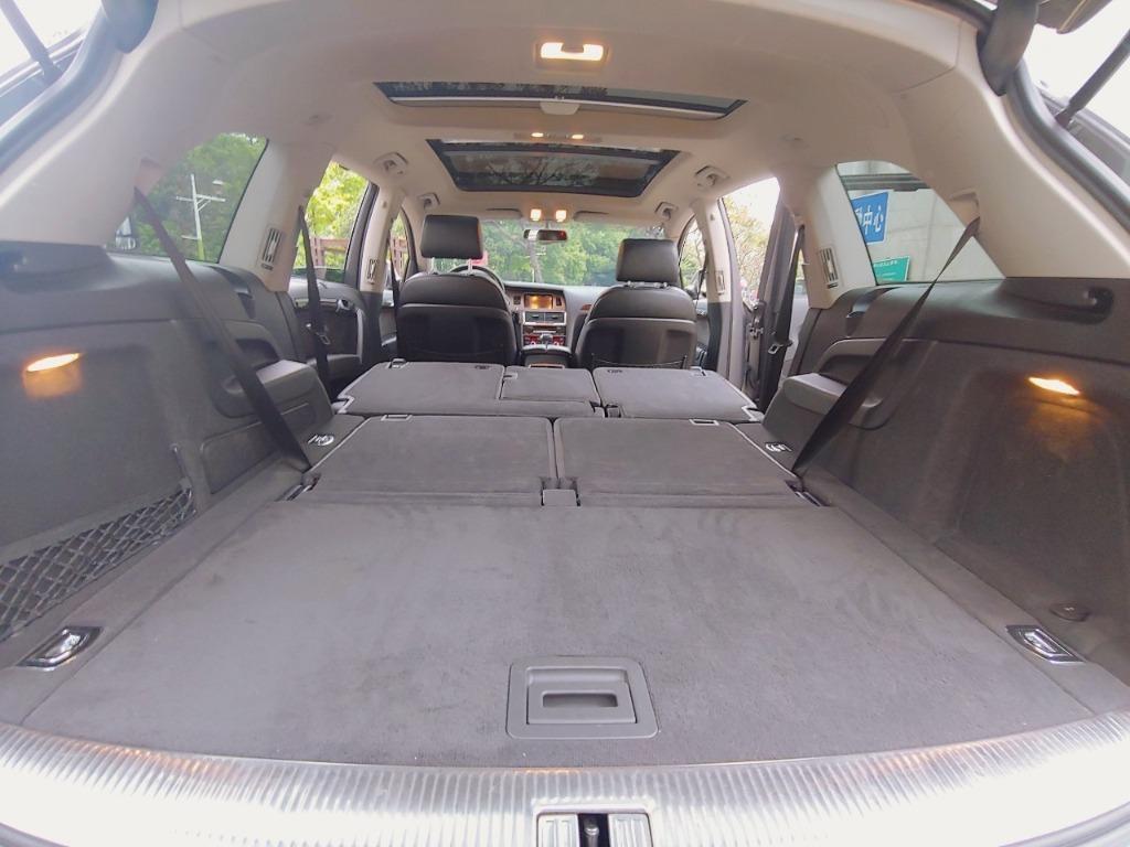 全台最便宜 實車實價 2013 Q7 3.0 四驅 S-line套件 全額貸款 找錢車 非自售 一手車