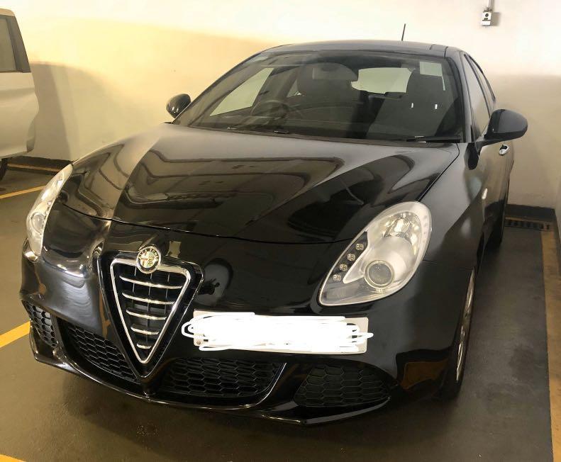 Alfa Romeo Giulietta 1.4 QV Turbo MultiAir (A)